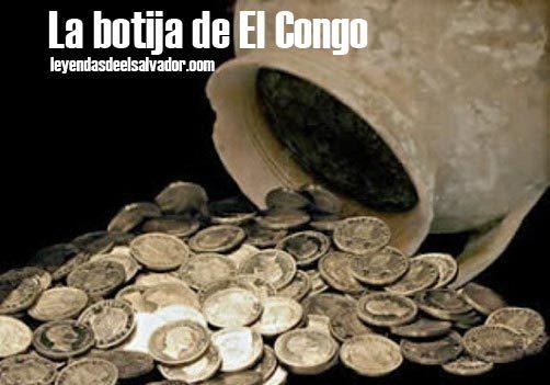 La botija de El Congo