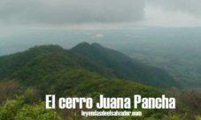 El cerro Juana Pancha