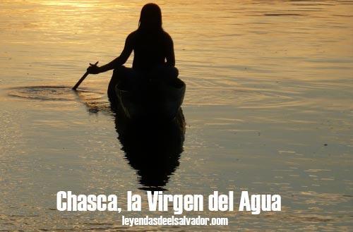 Chasca, la Virgen del Agua