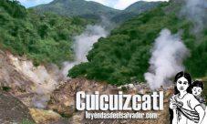 Cuicuizcatl y los infiernillos del volcán Chinchontepeq