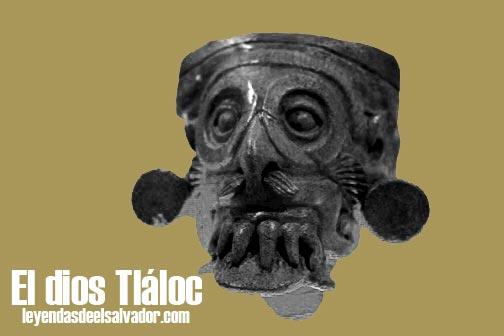 El dios Tláloc