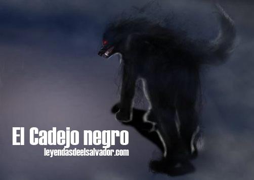 El Cadejo negro