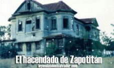 El hacendado de Zapotitán