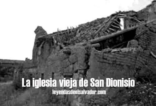 La iglesia vieja de San Dionisio