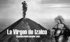La virgen de Izalco