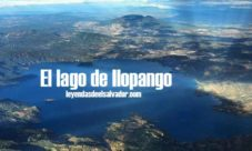 El lago de Ilopango
