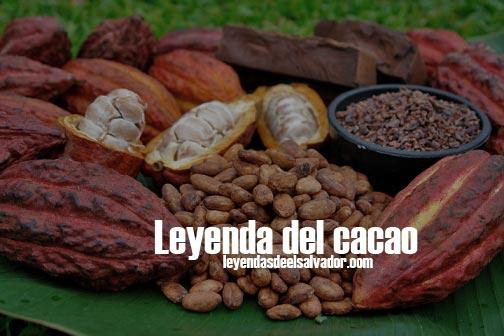 Leyenda del cacao