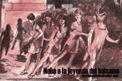 Nabá o la leyenda del bálsamo
